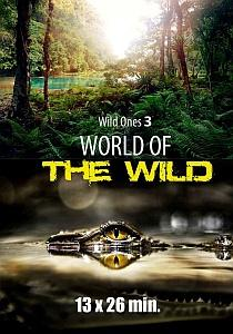WILD ONES 3 - WORLD OF THE WILD